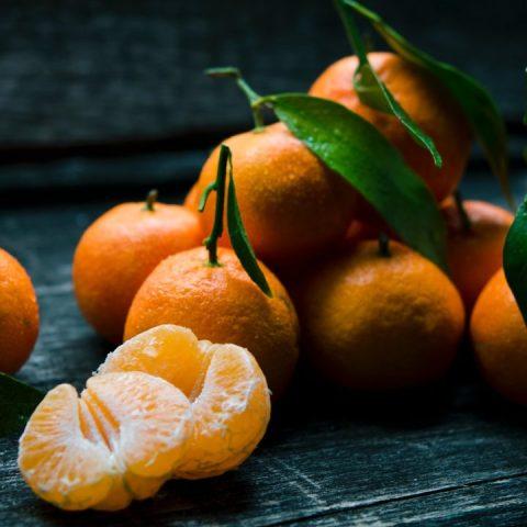 beneficios de la mandarina ademas de la vitamina c