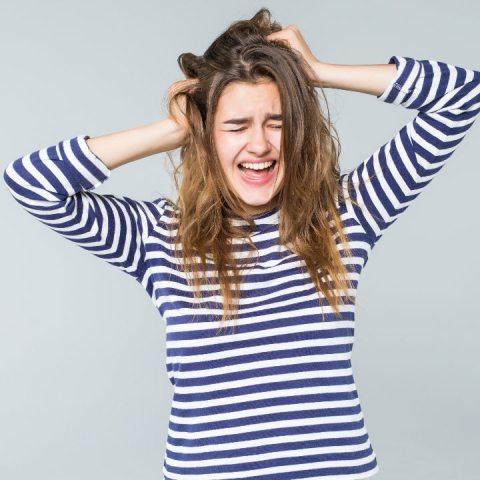 cómo reparar cabello dañado