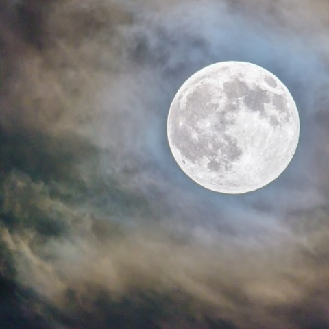 luna llena y horas de sueño
