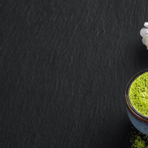 té de matcha té verde beneficios salud