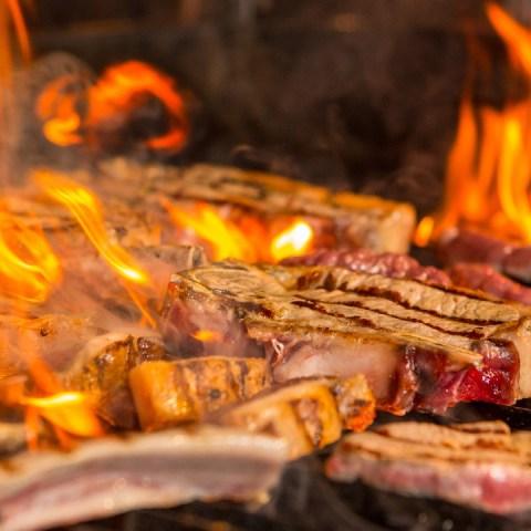 carne asada cáncer profeco