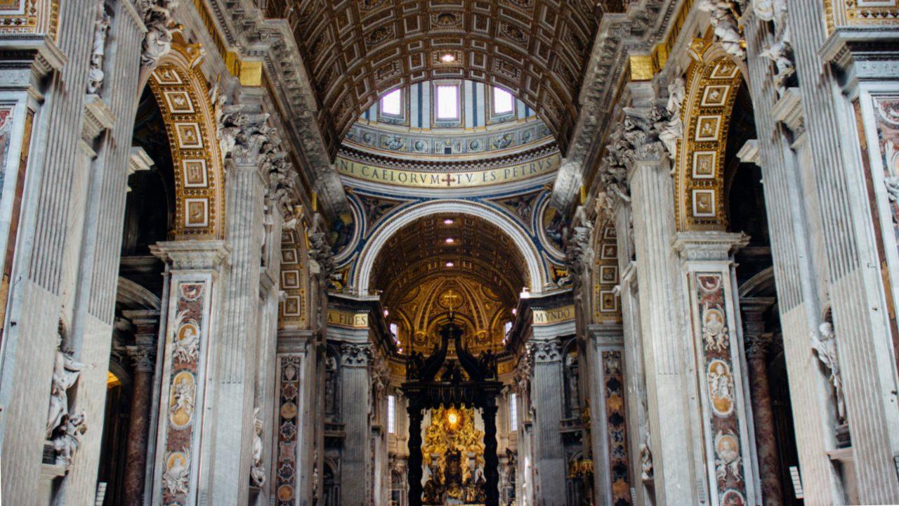 domingo de ramos 2021 misa papa francisco basílica de san pedro vaticano