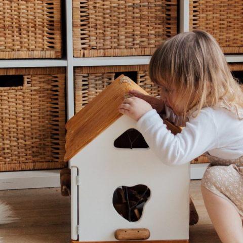 enseñar a los niños a ser ordenados menos estres