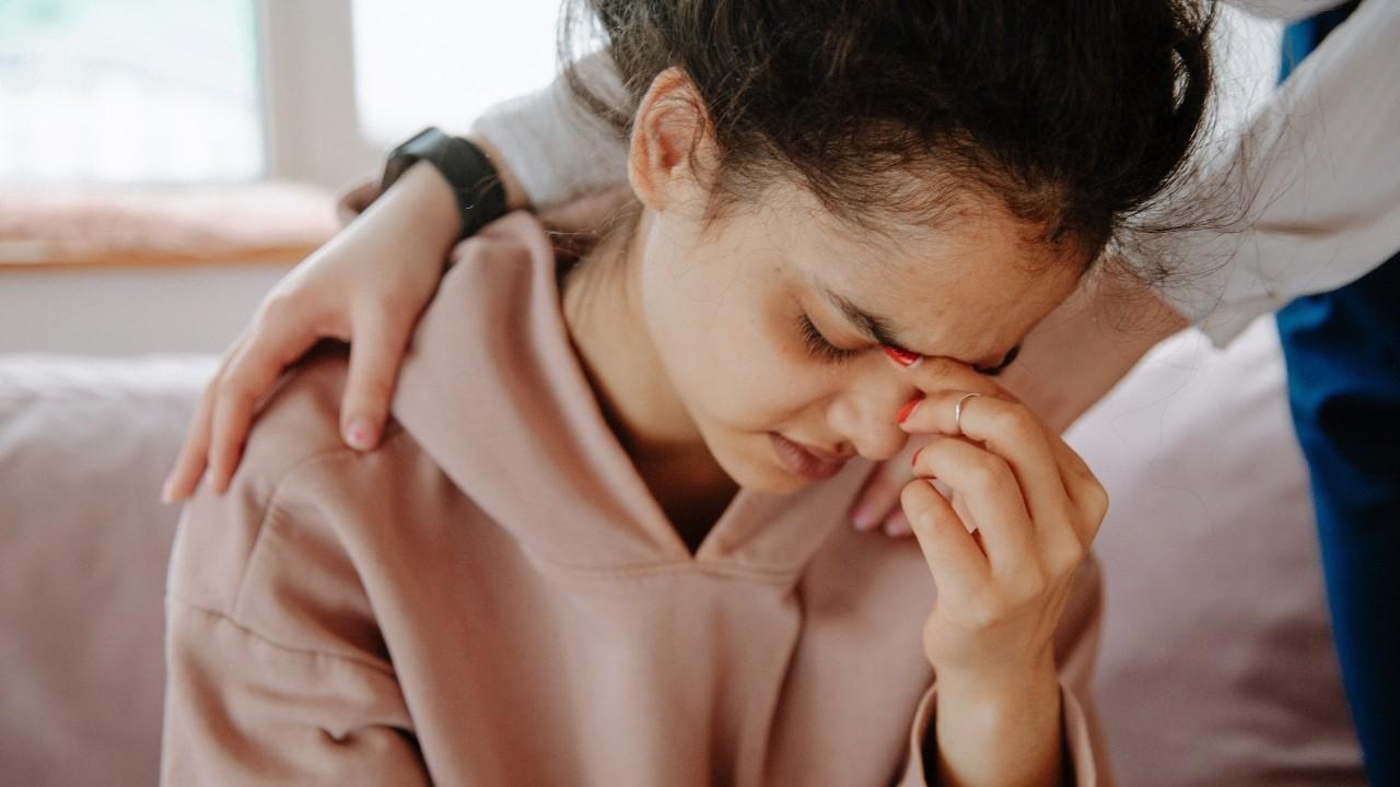 es malo hacer corajes y llorar durante embarazo