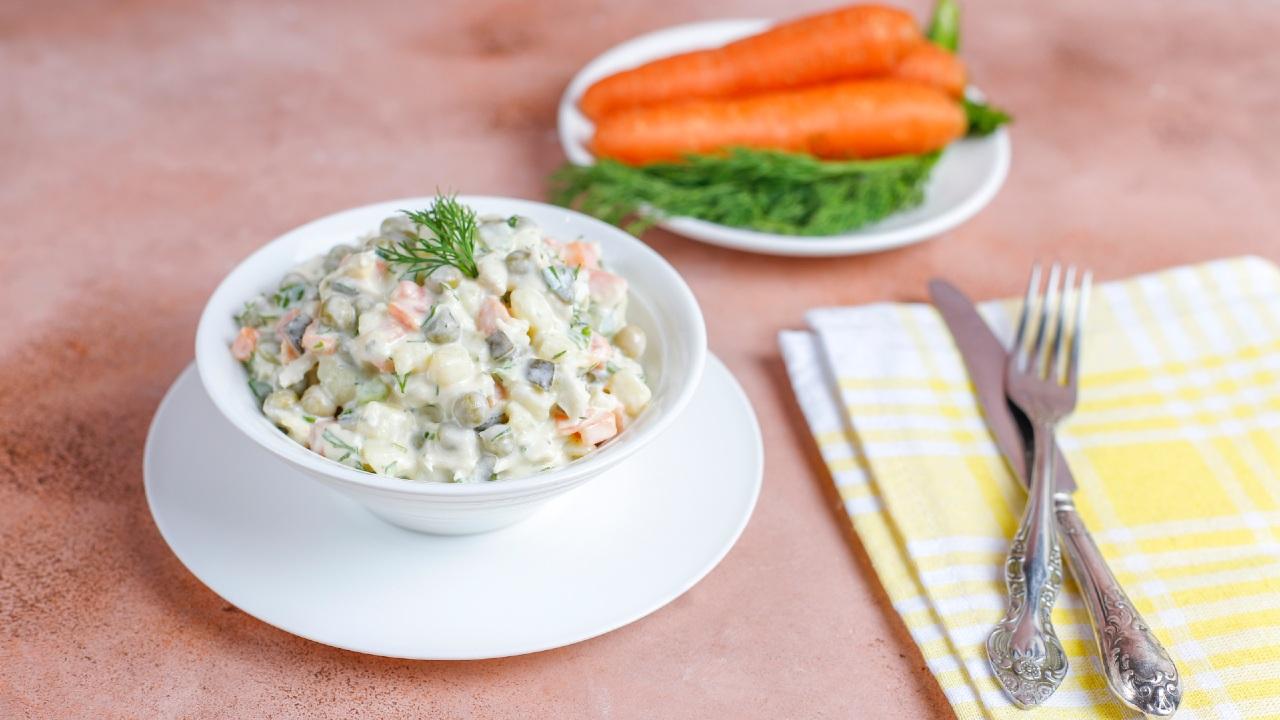 ingredientes parea ensalada rusa receta tradicional