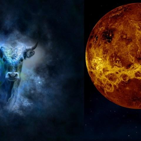 Venus en Tauro significado importancia energía
