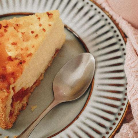 pay de elote con queso crema receta como hacer