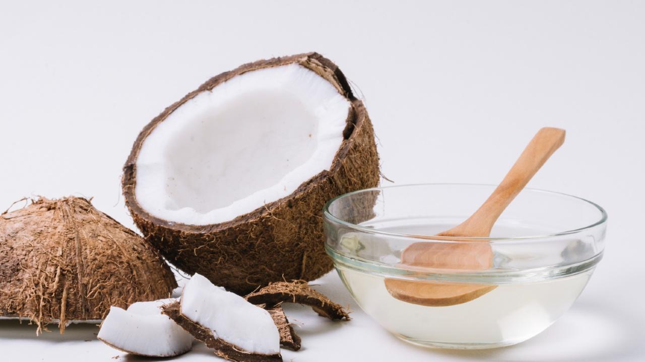 salud bucal cuidado dientes aceite de coco