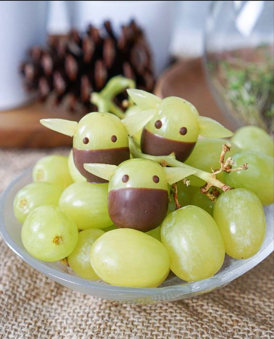 potres de baby yoda para 4 de mayo uvas fáciles
