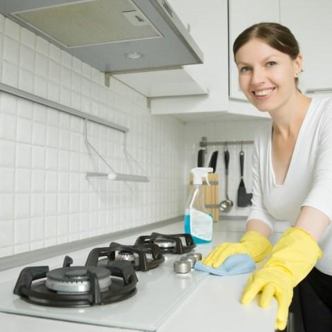 cochambre en la cocina podría causar incendio