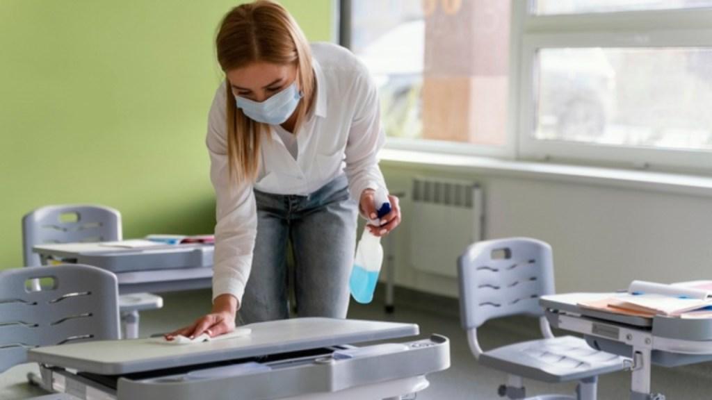 padres de familia limpiaran escuelas sep como saber si te toca tequios