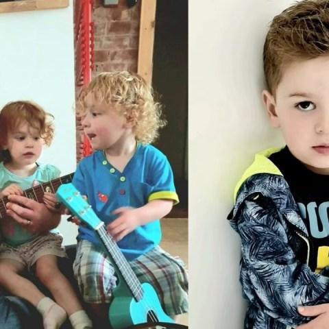 sptrmu papa y su hermano gemelo historia niño trans