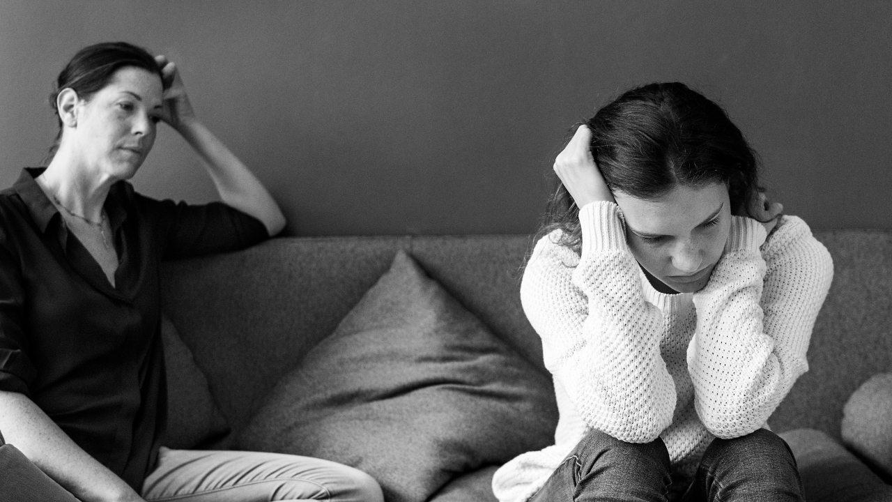 peleas mucho con tu hijo se parece efecto reflejo