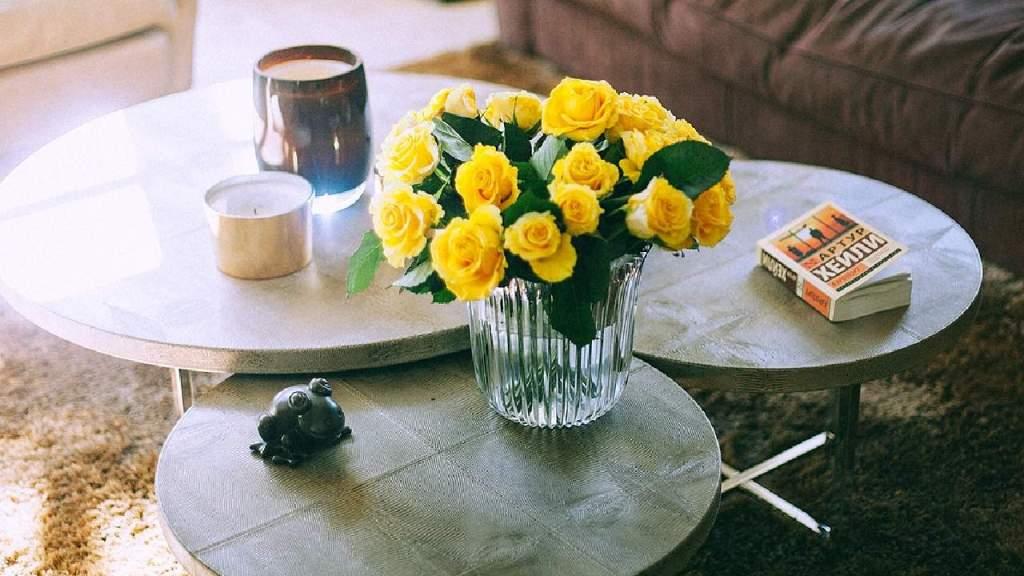 verdadero significado de regalar rosas amarillas