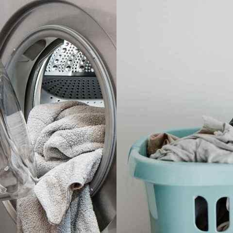 Errores que cometes al poner a lavar