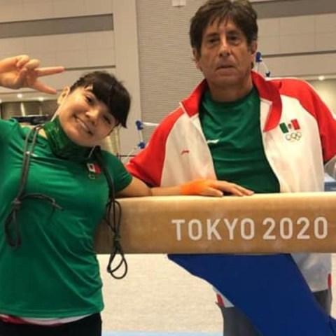 Alexa Moreno en Tokyo 2020