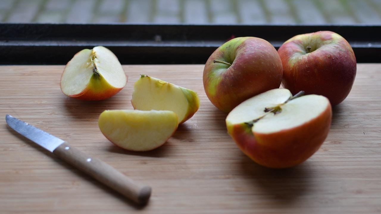 no todos deben comer manzanas