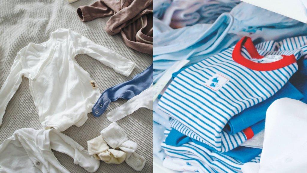 Cuidados especiales para la ropa de bebé