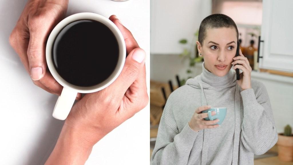 Señales de que eres adicto a la cafeína