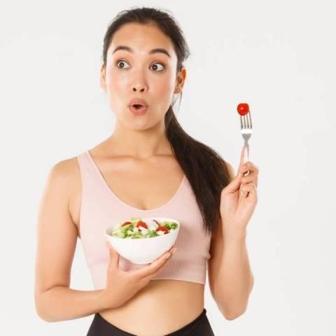 Comida que no es saludable alimentos
