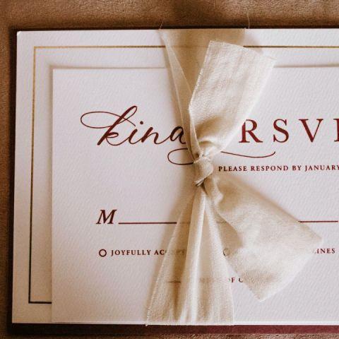 Invitación de boda se viraliza