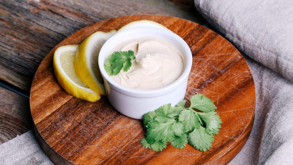 cómo hacer dip de queso crema con ostiones ahumados receta