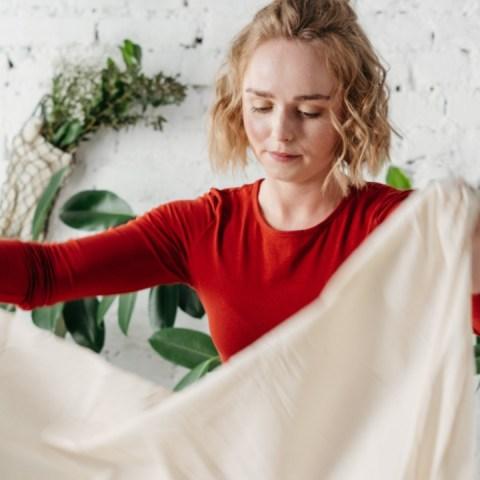 como usar cloro para blanquear ropa