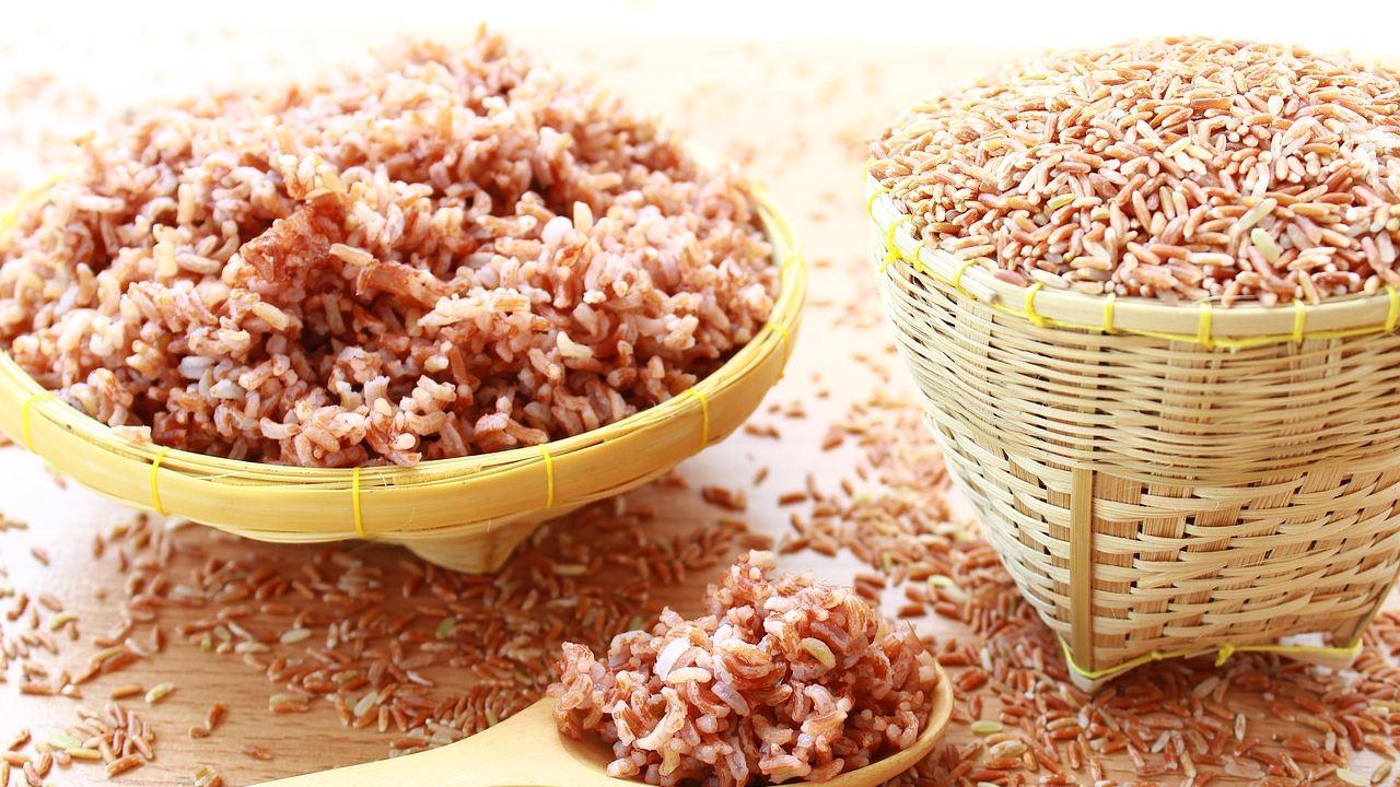 aprende a preparar arroz integral beneficios salud