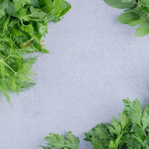 Conserva tus hierbas de olor con estos métodos