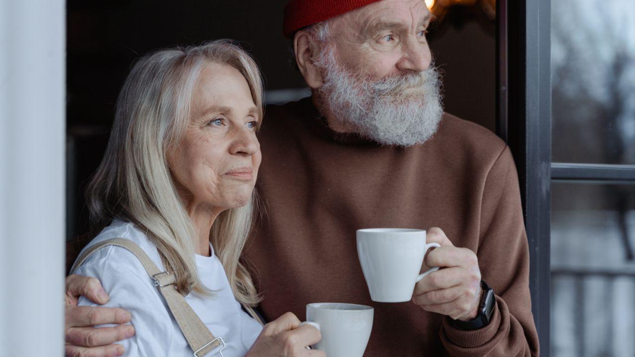 Por qué nos da más frío cuando envejecemos
