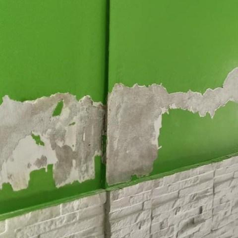 Errores que no debes cometer al eliminar la humedad de las paredes