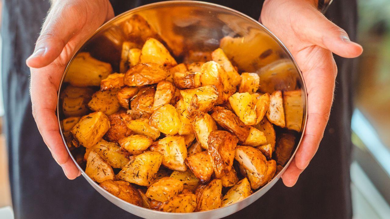 El secreto para cocinar unas papas perfetas