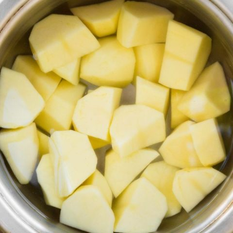 El truco para que tus papas fritas sean perfectas