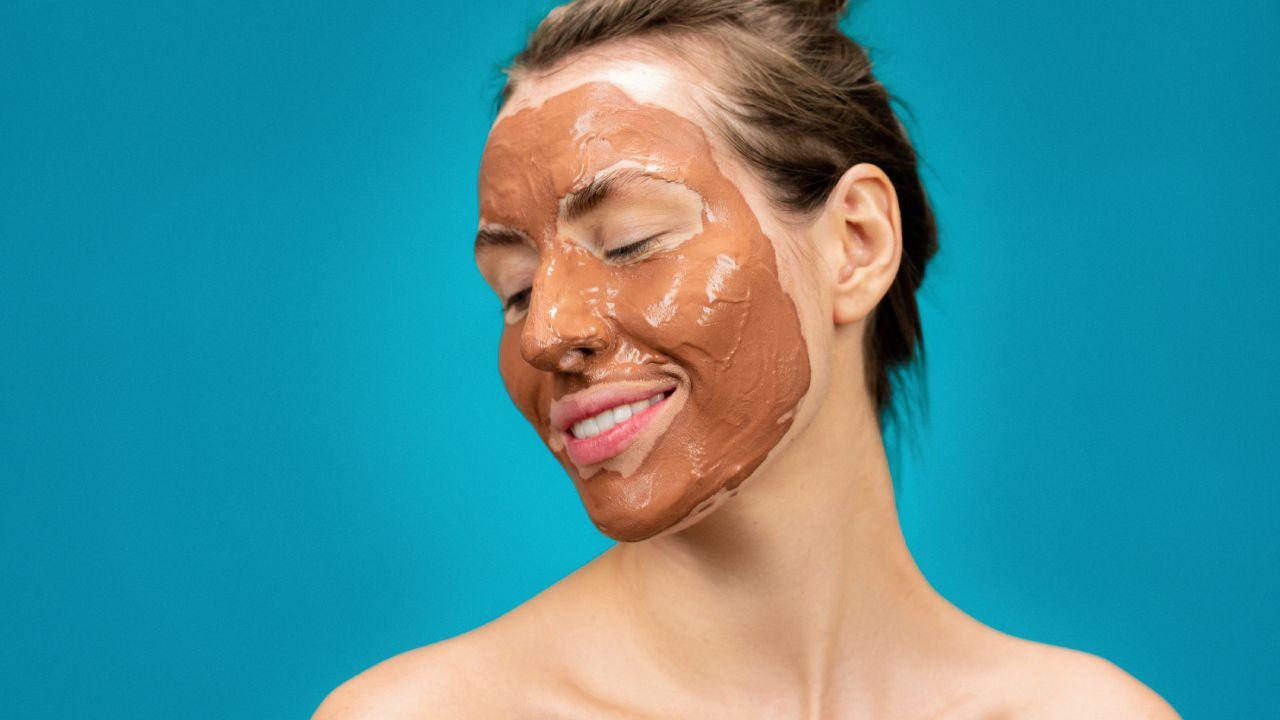 Mascarilla de café contra las arrugas