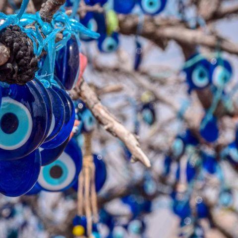Significado de los colores del ojo turco