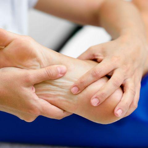 Señales de alarma del pie diabético