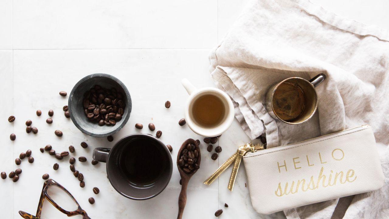 Café para la memoria y la concentración