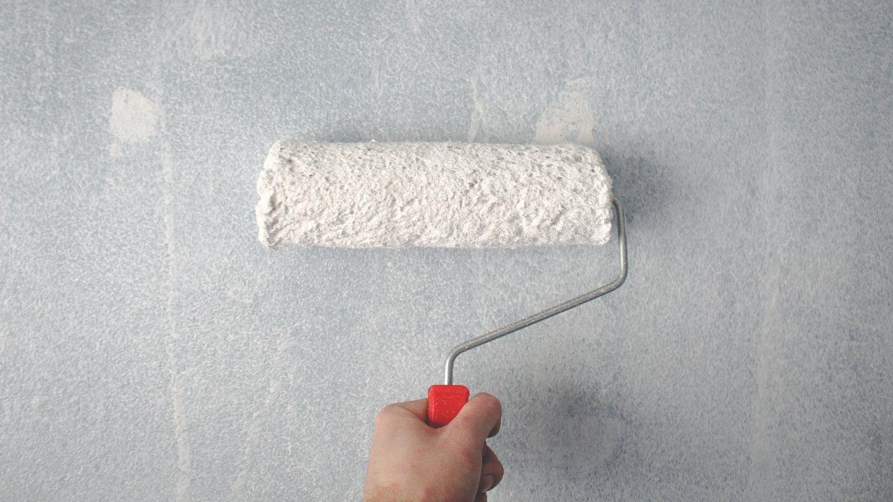 errores pintar paredes