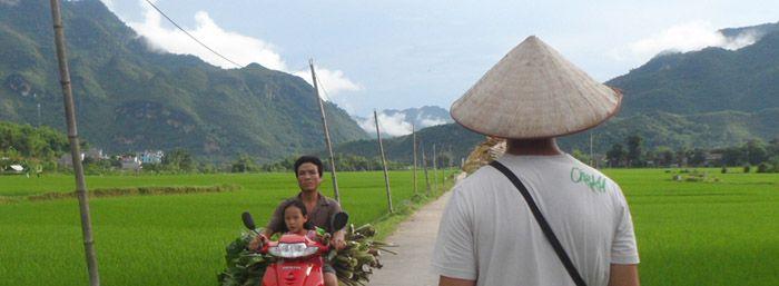 Vietnam, nuestro primer gran viaje juntos.