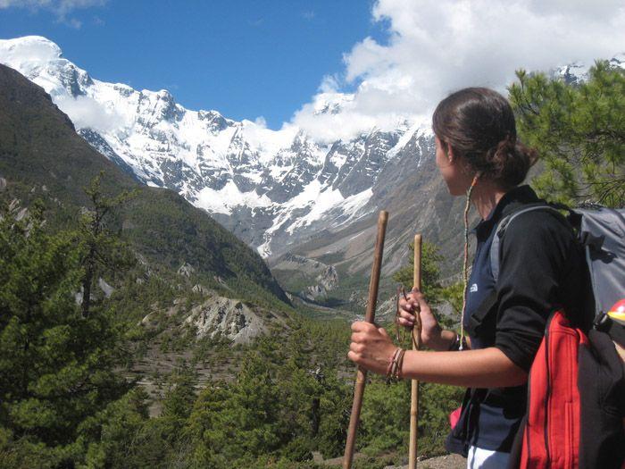 Trekking en los Annapurnas, Himalaya, Nepal