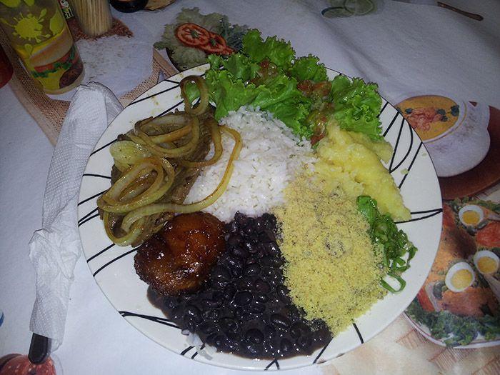 Feijoada, plato típico brasileño