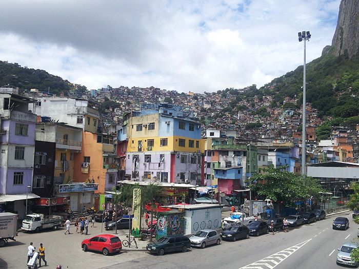 Fotos favela Rocniha