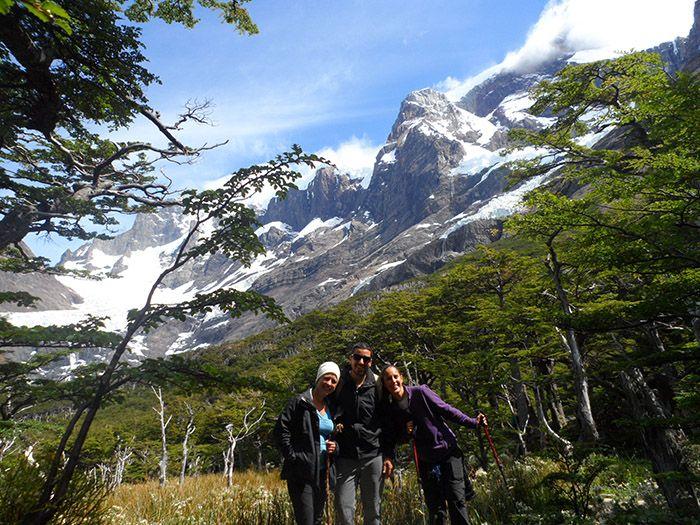Circuito W Torres Del Paine Mapa : Caminatas de día en torres del paine chile fotografiando viajes