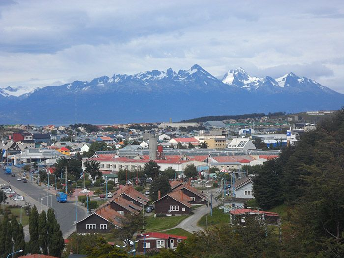 Ushuaia ¡el fin del mundo!