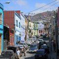 Santiago de Chile y Valparaíso
