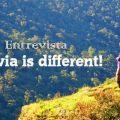 Entrevista: Bolivia y el Salar de Uyuni