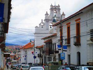 Contaminación y tráfico, lo peor en Sucre