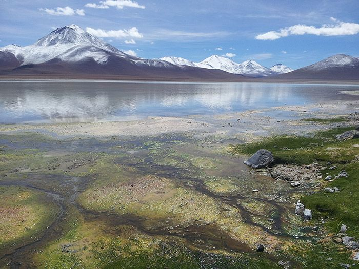Laguna Blanca, sin palabras...