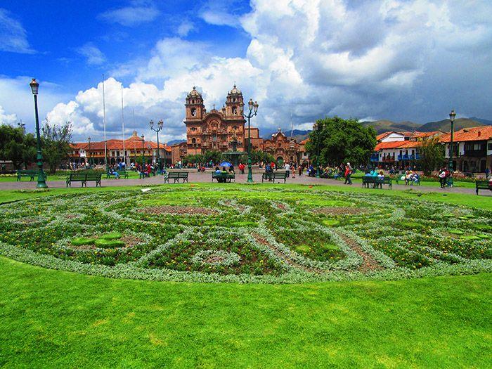 La ciudad de Cuzco nos sorprendió mucho ¡para bien!