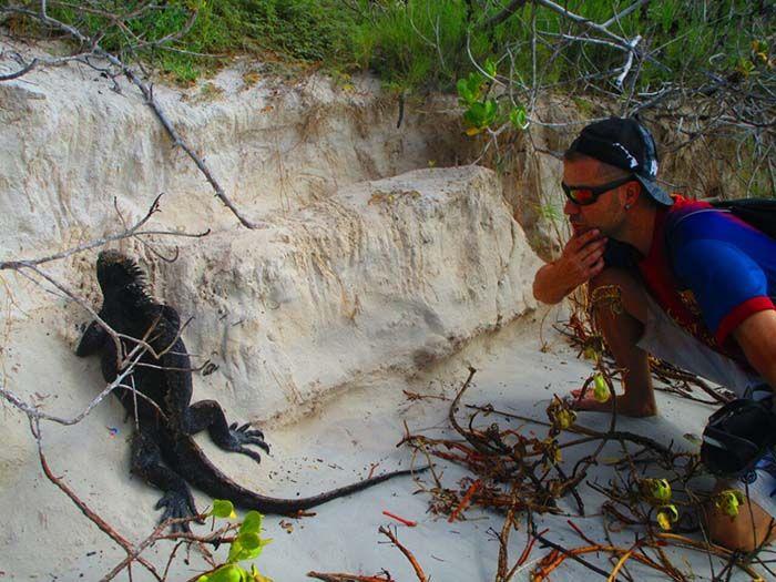 ¿Galápagos vale la pena? No sé yo, no sé yo...